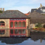 North Lodge Park Cafe will reopen next week