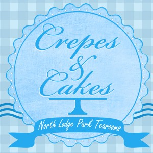North Lodge Park Tea Rooms - crepes and cakes