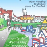 north lodge park open meeting