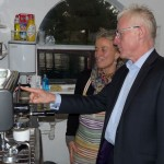 Norman Lamb thanks volunteers at North Lodge Park