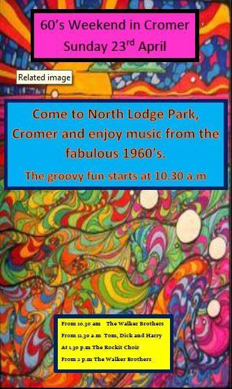 60s festival fringe
