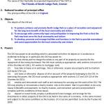 New Draft Constitution
