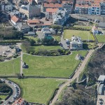 North Lodge Park from above