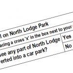 Poll no-win for North Lodge Park