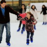 Get your skates on .. synthetic Ice Rink in Cromer