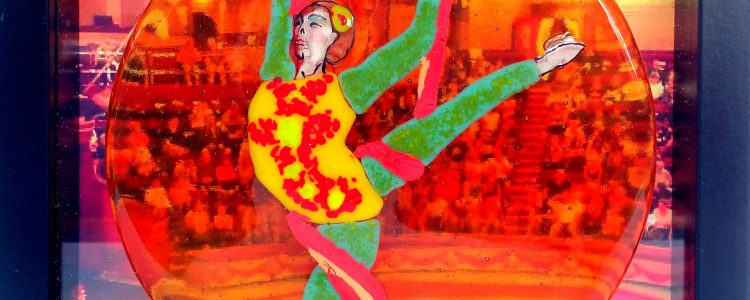 Acrobat by Sue Purser Hope