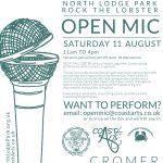 open mic cromer
