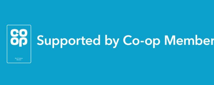 Supported b yCoop Members