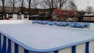 Wonder Ice rink