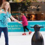 ice skating cromer