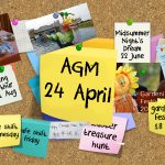 AGM 2019 |Wednesday 24th April