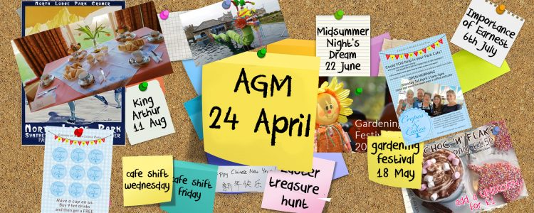 Friends of North Lodge park AGM 2019