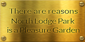 sponsor a plaque in north lodge park