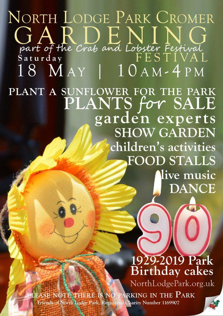 Cromer Gardening Festival