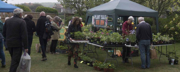 North Lodge Park Gardening Festival 2019