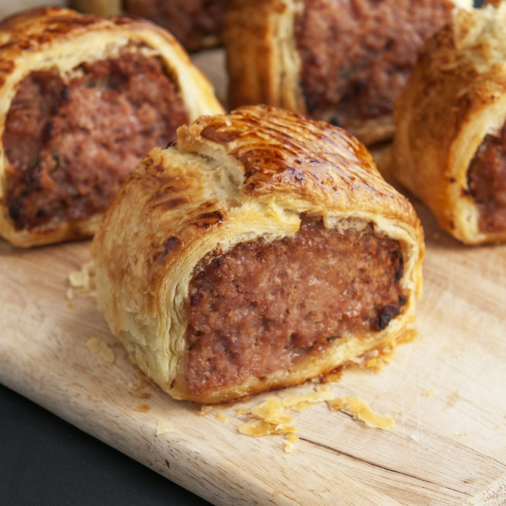 Robert Dale's Sausage Rolls