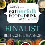 Best Coffee/Tea Shop Finalist