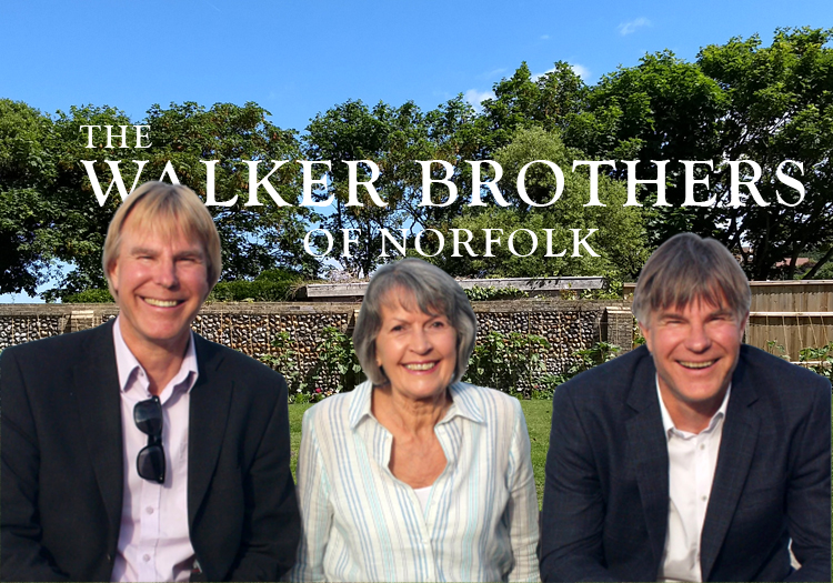 The Walker Brothers of Norfolk