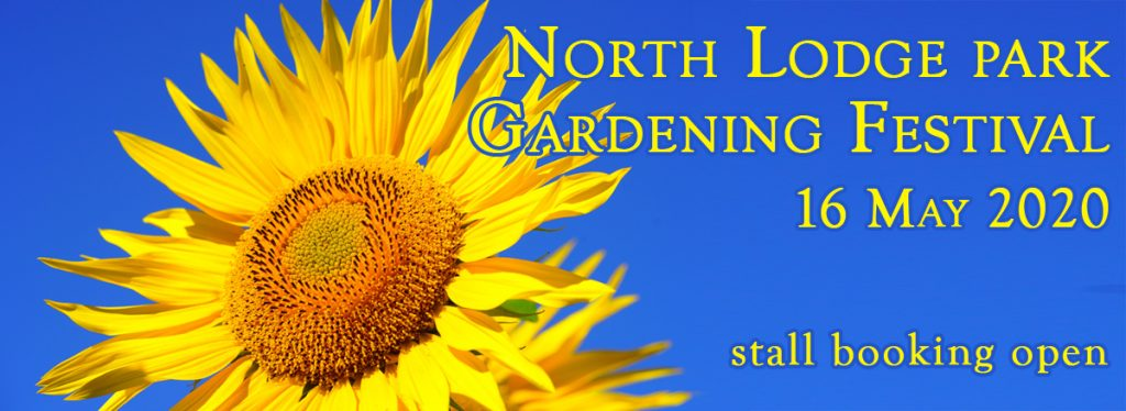 north lodge park cromer gardening festival 2020