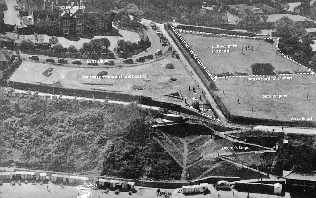 north lodge park 1953