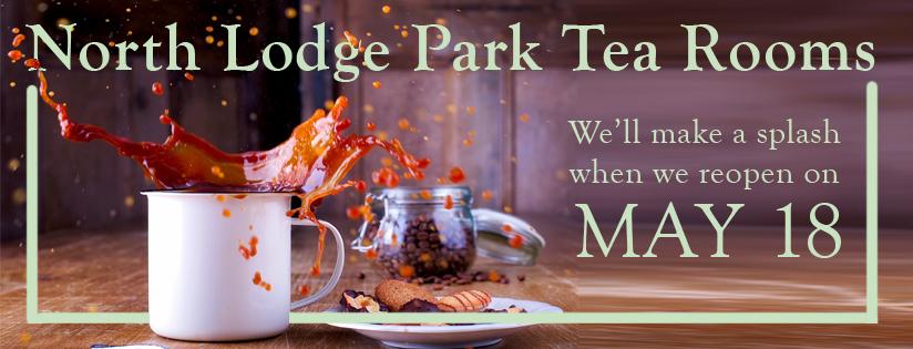 North Lodge Park Rea Rooms reopening may 18